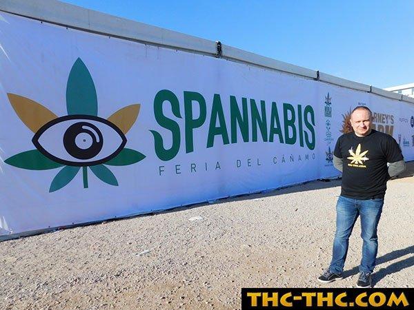 spannabis, Barcelona, 2018, thc-thc