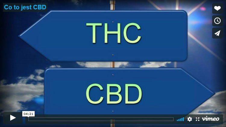 CBD, THC