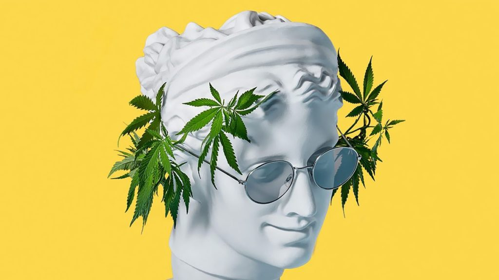 Marihuana, Konopie, Cannabis, Palenie, Haj, Powoduje, Uczucie, Paranoi