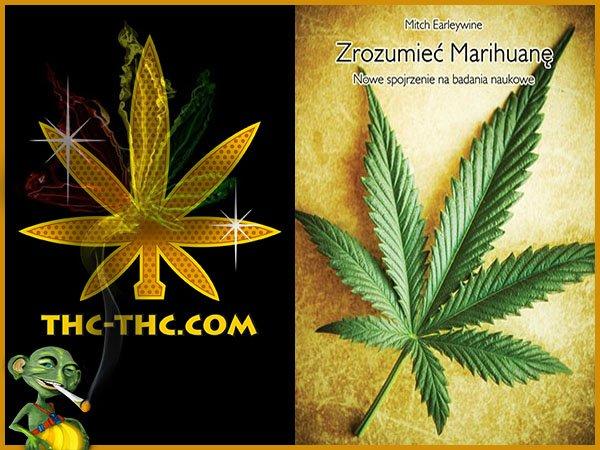 książka, o marihuanie, marihuana, zrozumieć marihuanę