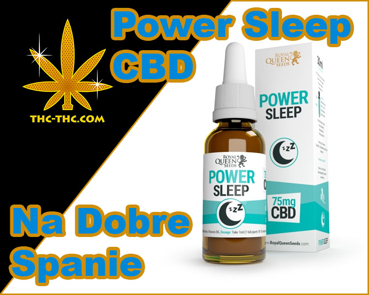 Power Sleep CBD, Royal Queen Seeds